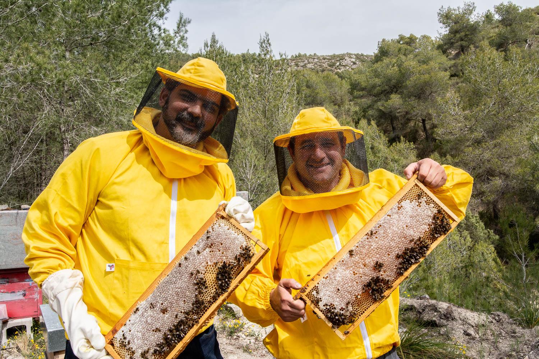 """""""Unsere Bienen"""" - Firmenportrait und Interviews"""
