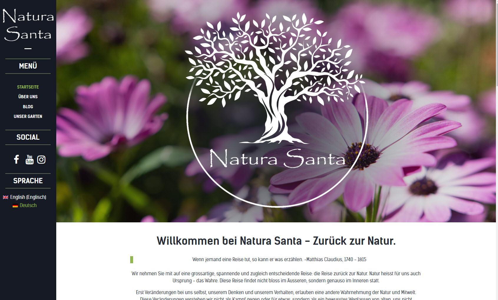 Natura Santa